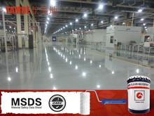 High-Performance dust proof epoxy flooring color paint epoxy floor coating