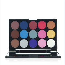 Sleek Make Up Eye Shadow Palette 15 colors- All Shades available