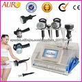 El precio de fábrica del salón de belleza equipo bio-rf mango dispositivo facial au-46