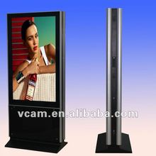 """55""""Full HD Standalone Double Screen AD Players for Supermarket"""