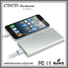 Power bank 13000mah power bank for macbook pro /ipad mini