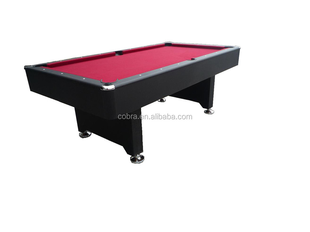 how to move a pool table on carpet