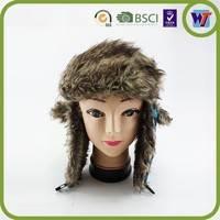 2014 winter fashion winter fur hat animal ears beanies