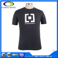 Custom summer short soft cotton ultra thin t-shirts
