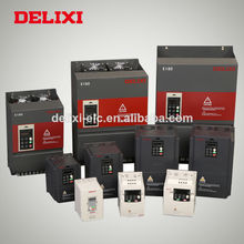 DELIXI high qualitied 380V 5.5KW 50/60HZ dc to ac inverter