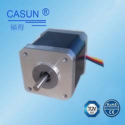 42SHD4419-18B 1.7A 2.8V 450mN.m(62oz-in) mini nema 17 step motor