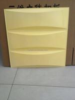 Durable Hot Sale polymer Composite 3d PVC Wall Panels Designs