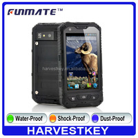 IP67 Waterproof phone Rugged Dual Core WIFI 3G GPS Andriod 4.2 Outdoor Sport Mobile Phone A8
