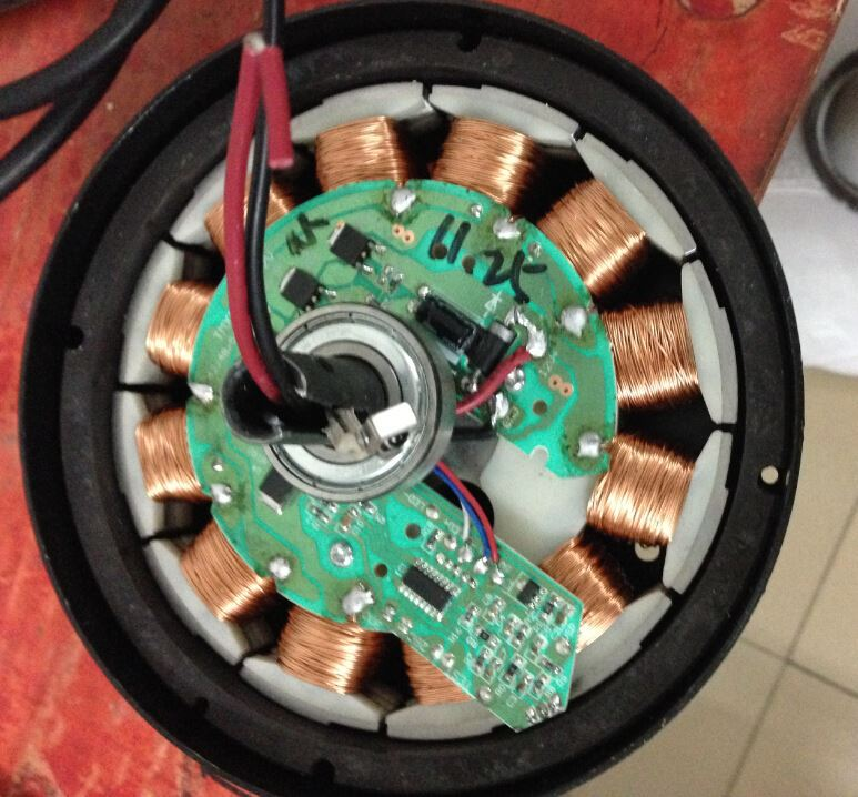 Brushless Dc Ceiling Fan Motor 12 24 300 Tubular Motor
