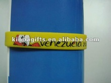 Imprinted Silicone Hand Band