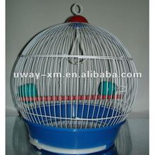 UW-PT-020 Newest design earth shape white wire hamster cages for training
