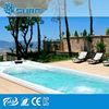 Garden Oudoor Spa Inground Pool Balboa Massage Jets Acrylic Swimming Pool