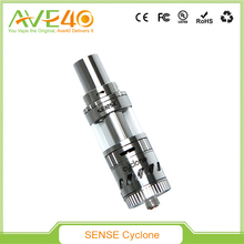 2015 new sub ohm tank with RBA coil head included cyclone sub ohm tank from Ave40