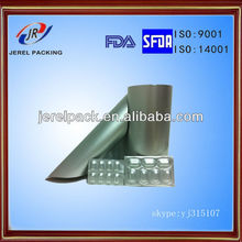 Pharmaceutical blister Alu Aluminum foil packing