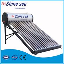 2015 Home appliance solar water heater with 80 to 500L capacity(80L,100L,120L,150L,180L.200L,250L,300L,350L,500L,etc)