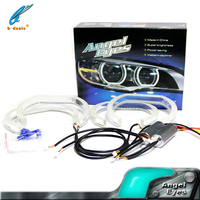 For bmw f30 12v 3528 smd led angel eyes lighting car fancy accessories