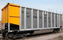 KM70 Hopper wagon, trailer, mine transportation, coal ore wagon car