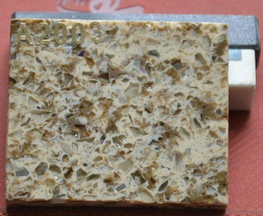Polimento pedra de quartzo, Engineered pedra de quartzo, De quartzo artificial pedra