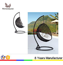 Single swing chair balcony swing chair parts