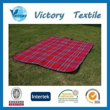 Waterproof Folding Picnic Plaid Blanket