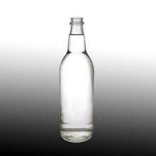 empty wine glass bottle screw lid also for liquor shaped