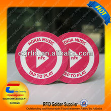 Access control system and payment ISO14443A RFID NFC Tag / NFC sticker