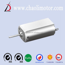 High torque CL-FK050SH brush dc motor with long life for coffee blender,robots and RC model-chaoli