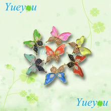 modern design butterfly bowknot corsage