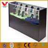 Custom retail counters for jewelry store furniture/shop glass counter cabinets