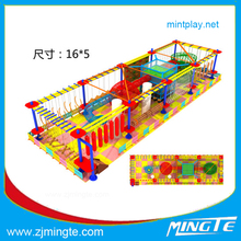 Comercial indoor playground Children indoor playground national park collectible tokens kids area factory price