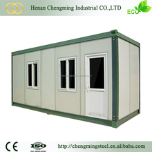 Large Stock Modern Multifunctional 20Ft Used Removable Container House