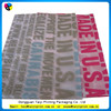 2015 customized printed personalized gift wrapping paper