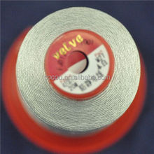 touch screen stainless steel fiber sewing thread fiber thread