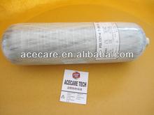 137mm O.D. 4.7L Carbon Fiber Composite Cylinder with long life