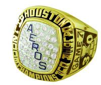 World Cup Hockey Championship rings sport Jewelry