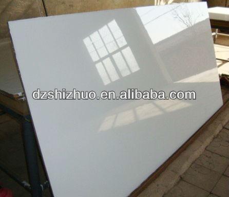 Uv peinture pour mdf blanc brillant mdf panneaux en - Peinture blanc laque brillant ...