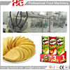 Energy saving potato chips equipment making factory