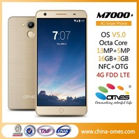M7000+ 13MP Camera 3GB RAM Octa Core Telefone Android Celular