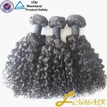 20 Inch Body Wave Large Stock Virgin Brazilian Hair Attachment