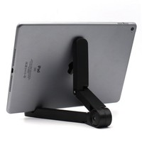 HIgh quality ABS plastic portable flexible stand holder for tablet for ipad pc