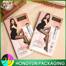 custom printed foldable paper box packing for underwear