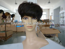 factory wholesae silicone wigs for whites