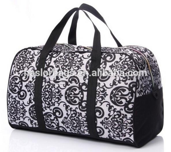 Durable épaule voyage sac pour hommes avec poignée