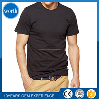 Bulk Buying Cheap 100% Cotton Custom Design Blank T-shirt, t shirt for Men