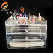 Acrylic Makeup Storage Boxes Acrylic Container Acrylic Makeup Box