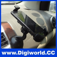 360 degree ABS Smart Phone Tablet PC Car Holder for All Cars Universal