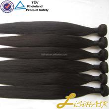 Large Stocks! Thick Bottom Direct factory Hot Sale Unprocessed Virgin Brazilian Hair International