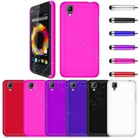 pc hard case cover for wiko sunset cell phone protective case