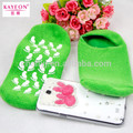 Other Skin Care Products Moisturising foot SPA Gel socks new in 2014 china socks