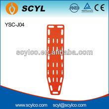 YSC-J04 Plastic Spine Board Backboard